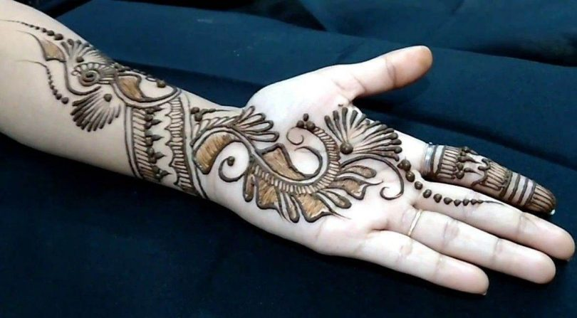 Simple Mehndi Design Images 2020 | Mehndi Design Trends