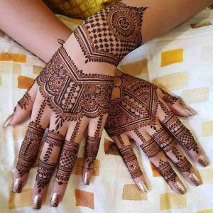 mehndi designs hand full 2020