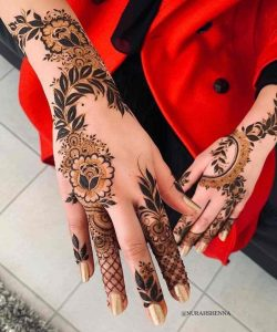 simple mehndi design downloa