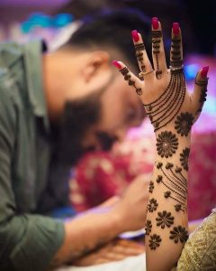 mehndi designs for groom