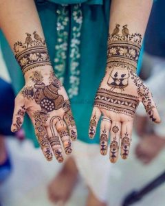 mehndi designs new model