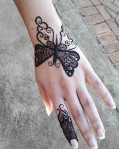 simple arabic mehndi designs for hands