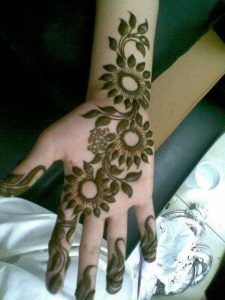 simple arabic mehndi designs hands