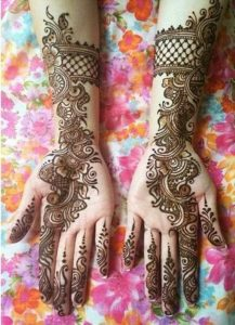 wedding mehndi designs for full hands